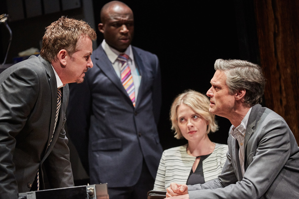 Not Dead Enough by Peter James Directed by Ian Talbot Starring Shane Richie and Laura Photo