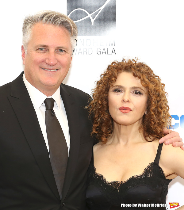 Eric Schaeffer and Bernadette Peters