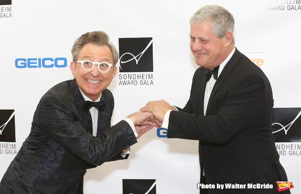 Tom Schumacher and Cameron Mackintosh