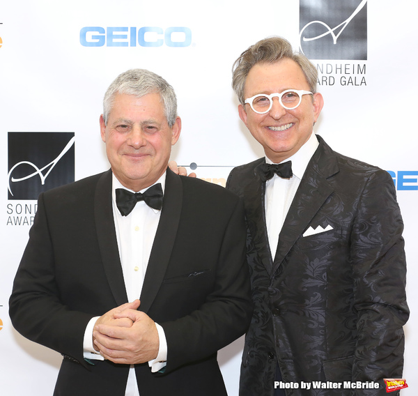 Photo Coverage: On the Red Carpet for Signature Theatre's Sondheim Award Gala