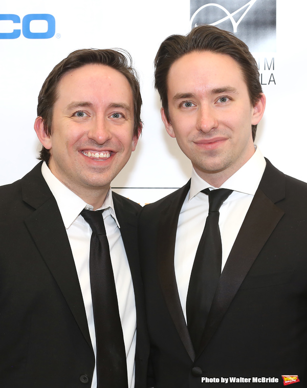 James Gardiner and Matthew Gardiner  Photo