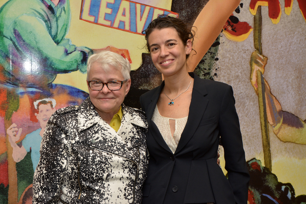 Paula Vogel and Quiara Alegria Hudes