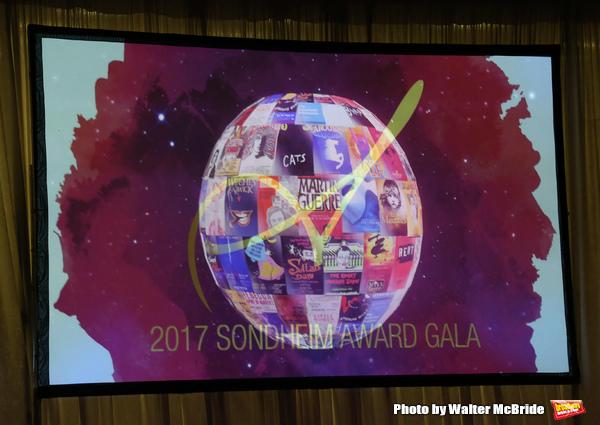 The 2017 Sondheim Award to Cameron Mackintosh