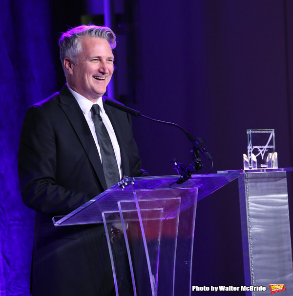 Photo Coverage: Signature Theatre Honors Cameron Mackintosh with Stephen Sondheim Award