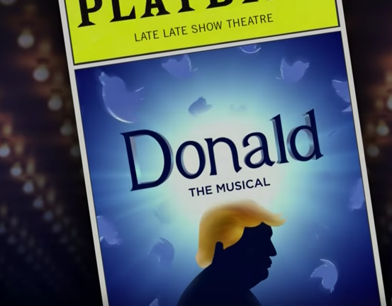 VIDEO: Ben Platt, Tim Minchin & James Corden Perform DONALD: THE MUSICAL!