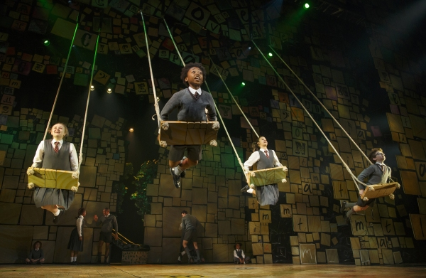 Tim Minchin to Create 'Magical Picture Book' Based on Hit MATILDA THE MUSICAL Tune