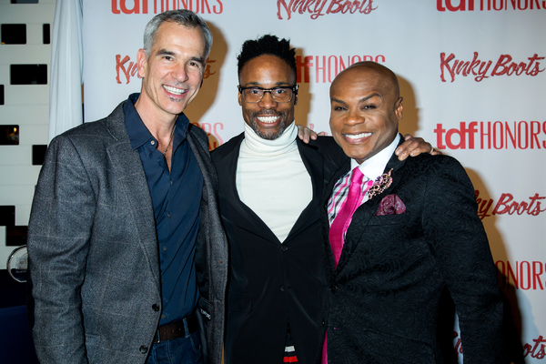 Jerry Mitchell, Billy Porter, Nathan Lee Graham