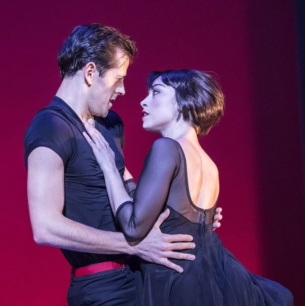 Photo Flash: AN AMERICAN IN PARIS Opens Tonight in the West End