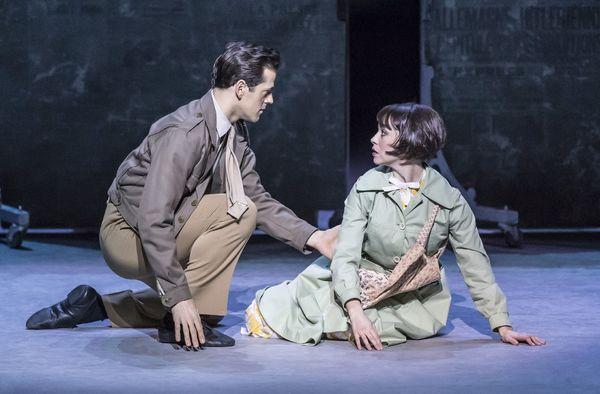 Robert Fairchild and Leanne Cope