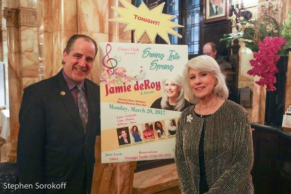 Bob Spiotto  & Jamie deRoy