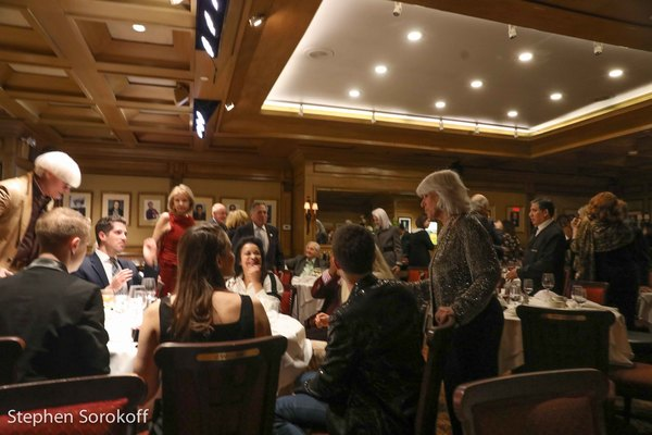 Photo Coverage: Jamie deRoy & (Friar) Friends Swing Into Spring at Friars Club