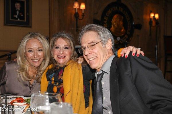Eda Sorokoff, Julie Budd, Dr. John Wagner