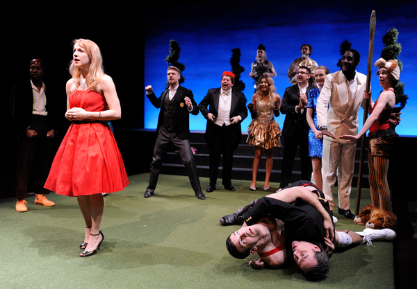Photos: First Look at LOVE'S LABOR'S LOST at Quintessence Theatre Group