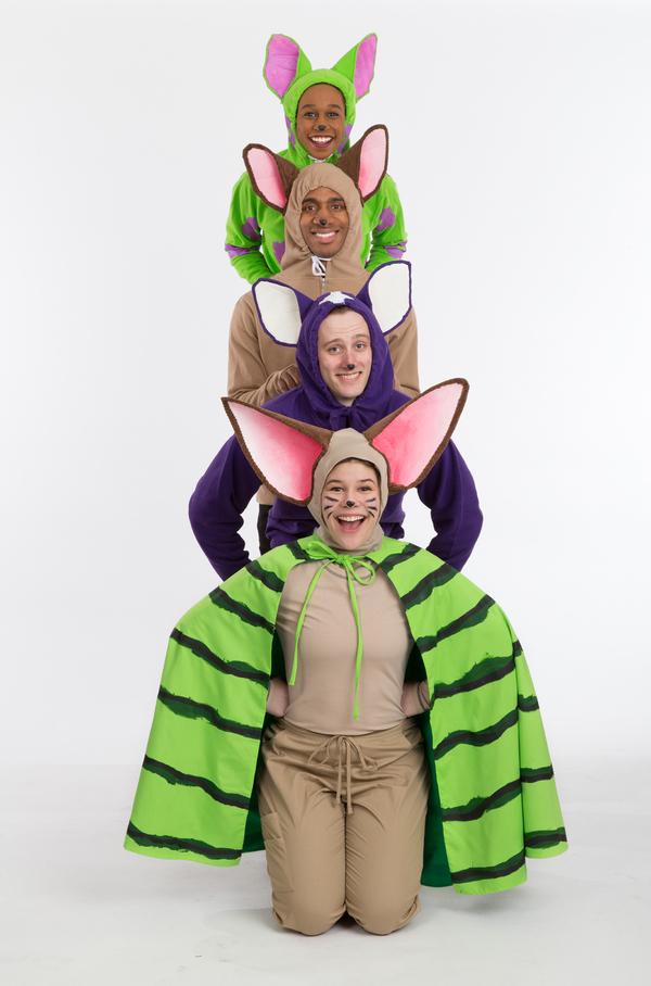 Photo Flash: Meet the Cast of SKIPPYJON JONES at Walnut Street Theatre