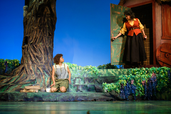 Photo Flash: First Look at CINDERELLA AND FELLA, Opening Tonight at Alliance Theatre