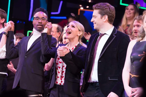 Billy Porter, Annaleigh Ashford, Andy Kelso