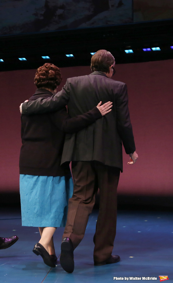 Photo Coverage: A Visit With MRS. MILLER DOES HER THING