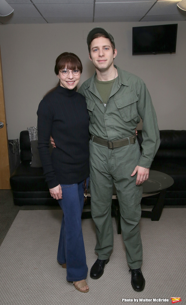 Rebekah Brockman and Corey Mach