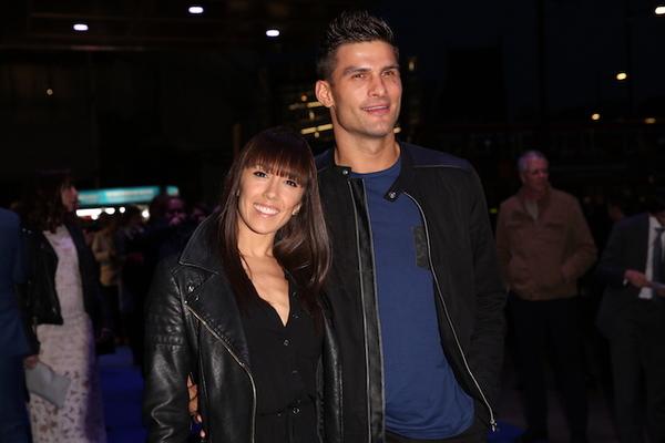 Janette Manrara and Aljaz Skorjanec Photo