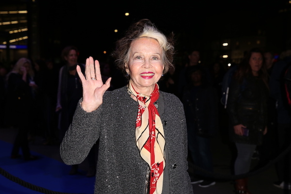 Photo Flash: Leslie Caron & More At AN AMERICAN IN PARIS London Premiere