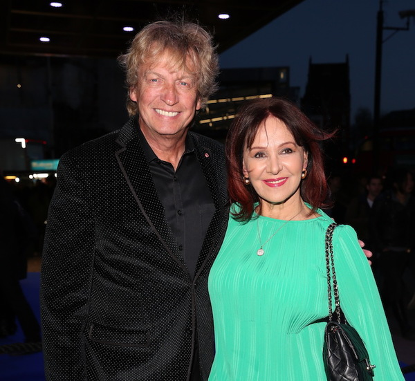 Nigel Lythgoe and Arlene Phillips