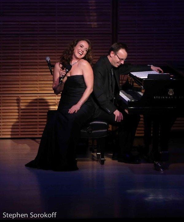 Melissa Errico & Tedd Firth
