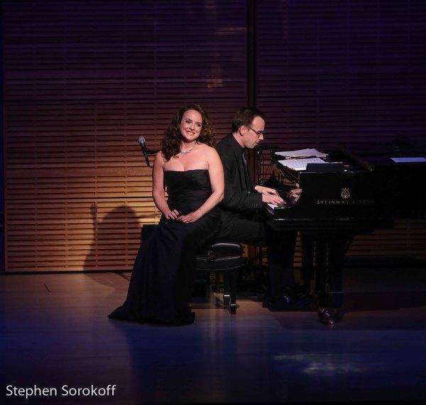 Melissa Errico & Ted Firth