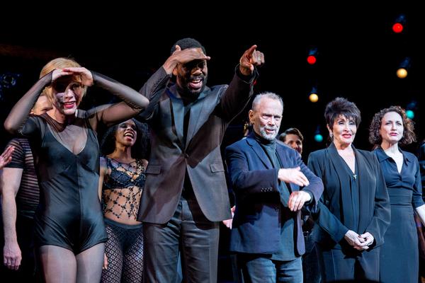 Photo Coverage: Chita Rivera, Joel Grey & More CHICAGO Alumni Surprise John Kander for His 90th Birthday!