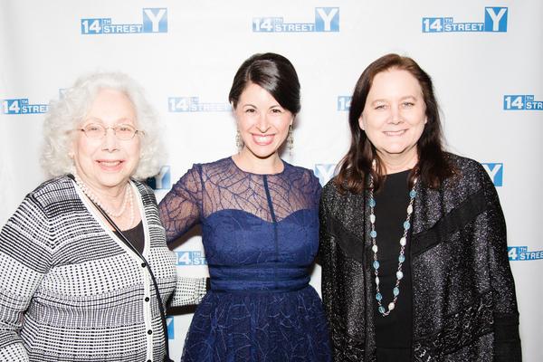Shira Koch Epstein with Delores Seiler and Darcy Seiler