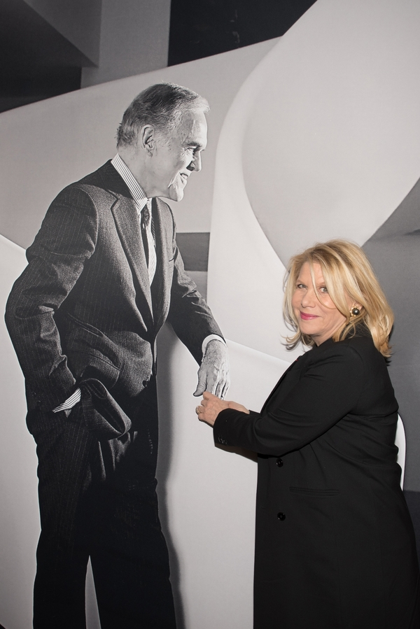 Photo Flash: Elizabeth Segerstrom, Terry Lundgren, Renee Fleming and More Celebrate Henry Segerstrom Film