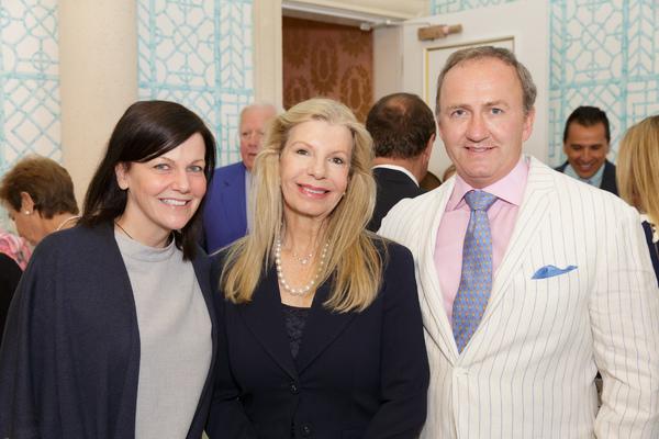 Photos: Princess Yasmin Aga Khan & Carleton Varney Host Rita Hayworth Luncheon for The Alzheimer's Association