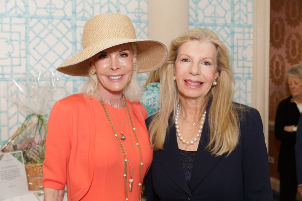 Michele Herbert, Princess Yasmin Aga Khan Photo