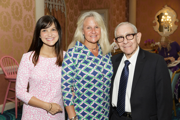 Melissa Uribe, Katie Boeck, Murray Levin