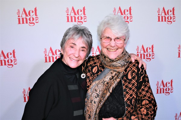 Margot Harley and Liz Smith