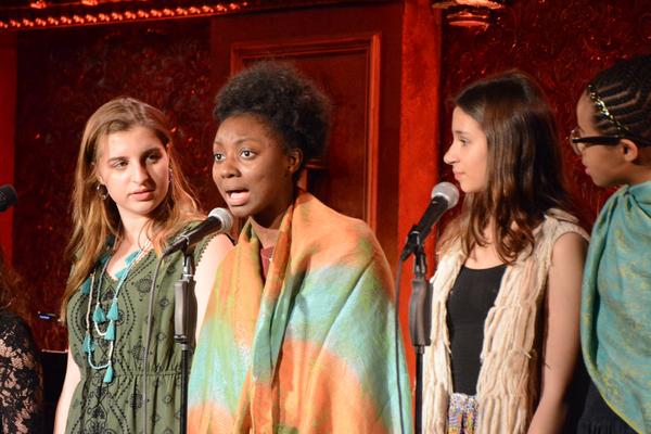 Charlotte Schultz, Marlynn Pollard, Victoria Csatay and Tabitha Straker Photo