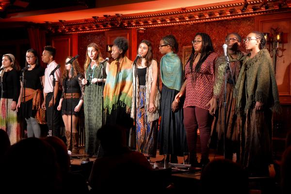 Emma Kathryn, Ashley Morel, Tyrese Avery, Nadia Jewel Vito, Charlotte Schultz, Marlyn Photo