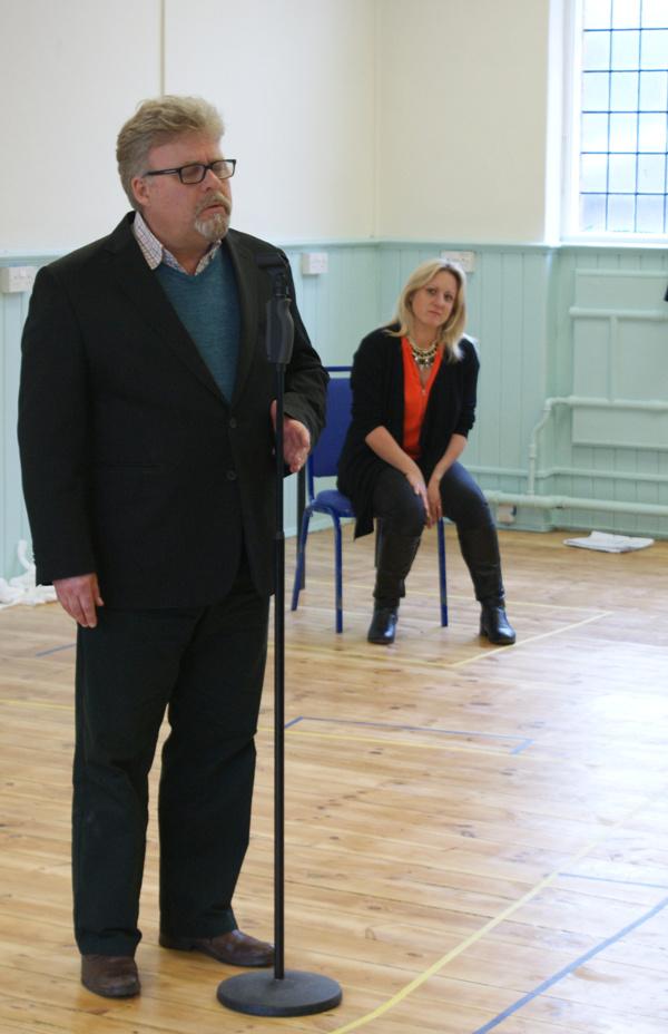 Andrew Bradley & Katie Paine