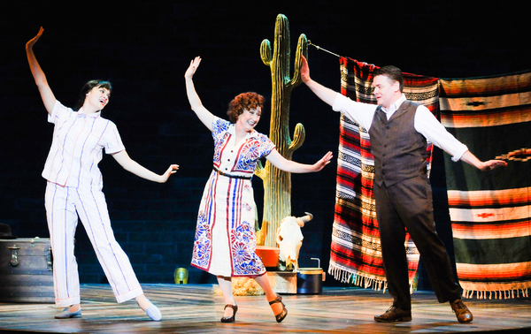 Photo Flash: First Look at Vicki Lewis in GYPSY at the Maltz Jupiter Theatre