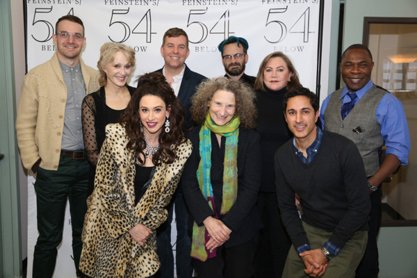 Micah Stock, Jan Maxwell, Billy Mitchell, George Seylaz, Kathleen Turner, Michael Potts, Lesli Margherita, Donna Lieberman