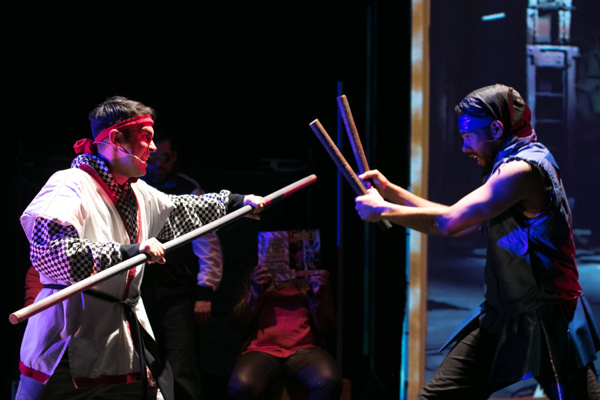 Christopher Acevedo and Jeffery Freelon Photo