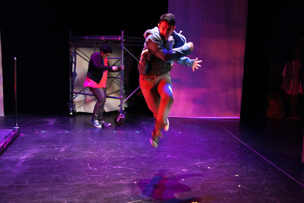 Photo Flash: First Look at SIX STORIES TALL, Returning to Adventure Stage Chicago