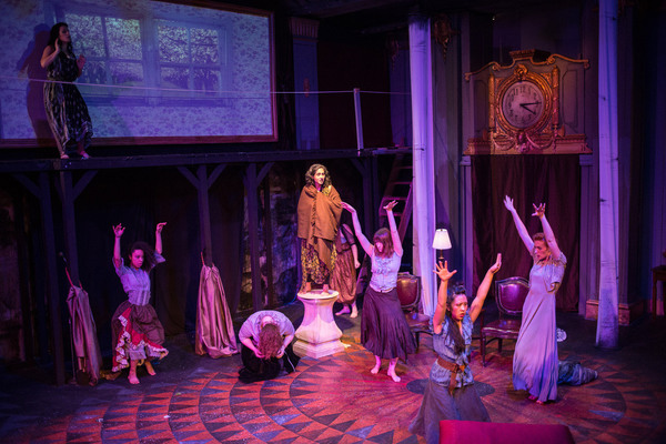 Photos: Red Tape Theatre & Walkabout Theater Company Present  MOTHER OF SMOKE