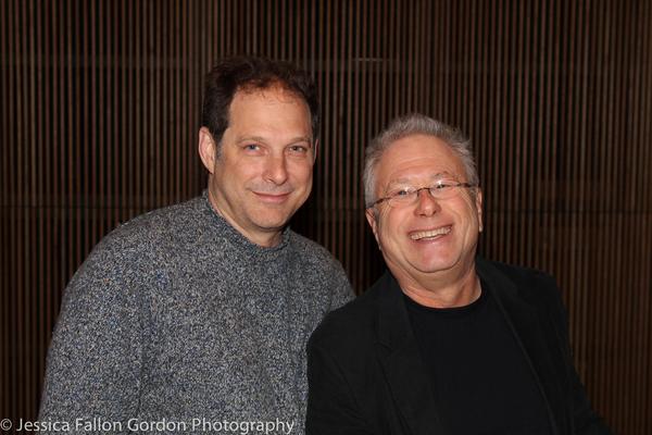 Kurt Deutsch and Alan Mengen