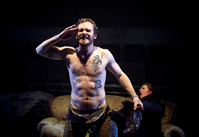 BWW Review: TRAINSPOTTING LIVE a Razor-Sharp, Cold Sweat Sensation at fortyfive downstairs