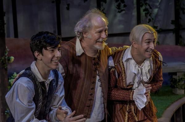 Ian O'Boyle, Michael Selkir, Tristan Colton