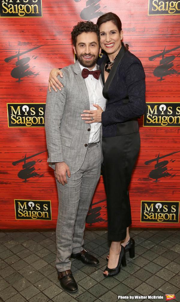 Brandon Uranowitz and Stephanie J. Block