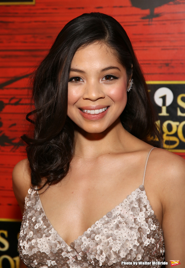 Photo Coverage: MISS SAIGON Cast Parties Like It's the Last Night of the World on Opening Night!