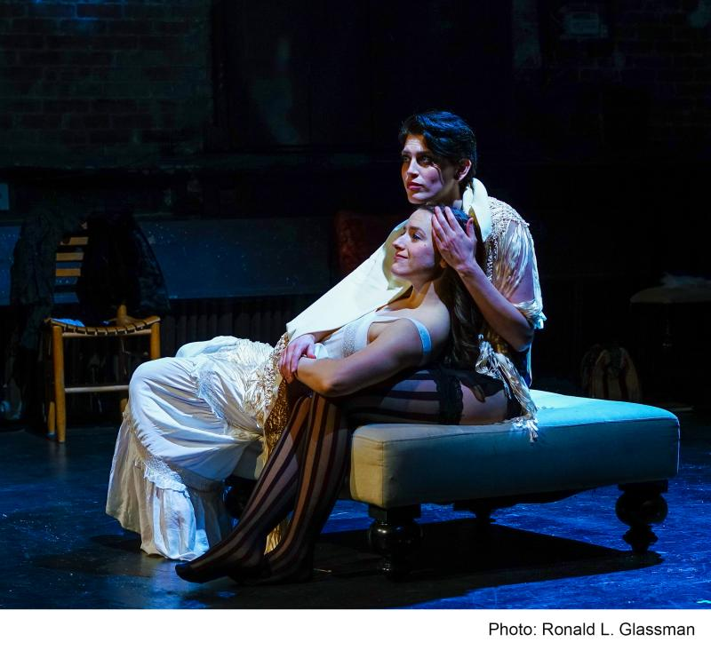 BWW Review: New Yiddish Rep's Masterful Revival of Sholem Asch's Look At Eastern European Jewish Culture in GOD OF VENGEANCE
