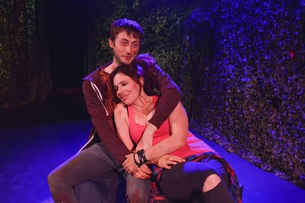 Brandon Bales and Megan Kathleen Duffy