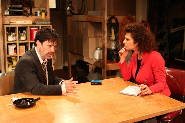 Photo Flash: Actor's Co-op Presents Relevant Drama CAT'S-PAW